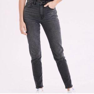 American Eagle | Grey Mom Jeans